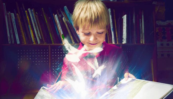 Foto de El cerebro almacena las palabras aprendidas como imágenes