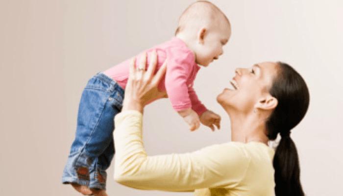 Foto de La forma de hablar al bebé influye en sus habilidades sociales futuras