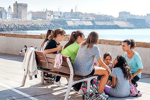 Foto de Andalucía convoca becas Adriano y Segunda Oportunidad