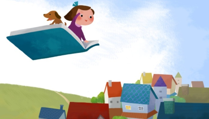 Foto de La lectura favorece el desarrollo del lenguaje y dispara la imaginación