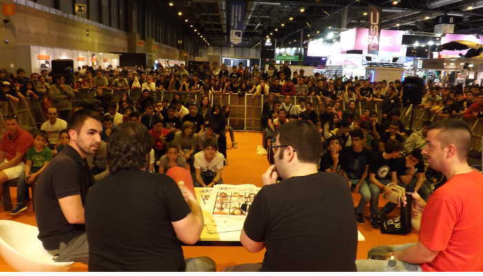 Foto de Insert coin: arranca Madrid Games Week