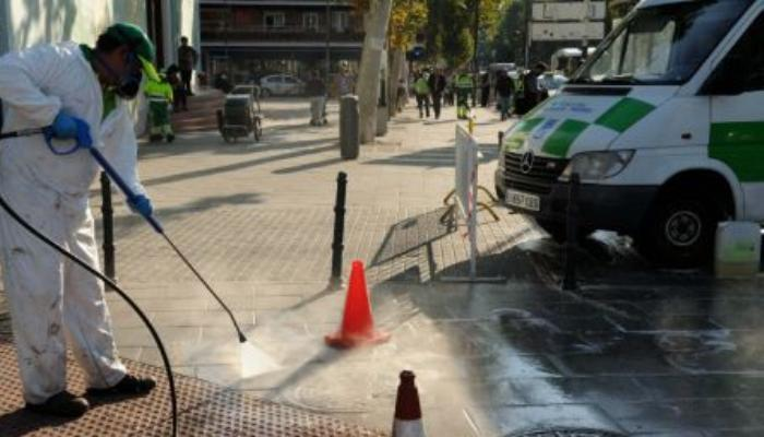 Foto de Los universitarios, ¿dispuestos a limpiar las calles de Madrid?