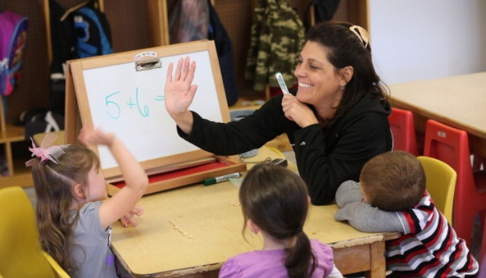Foto de Mejoran los salarios docentes en casi toda Europa