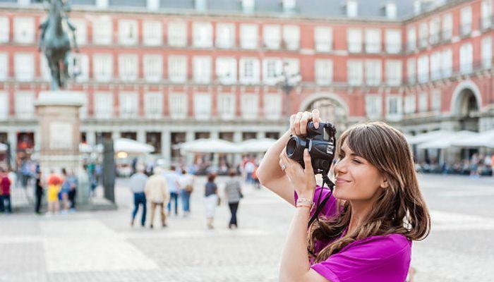 Foto de Madrid da la bienvenida a los estudiantes de España y del mundo