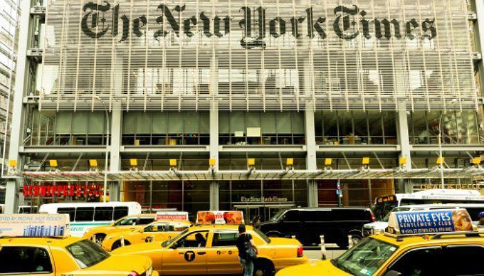 Foto de Oportunidad de hacer prácticas profesionales en The New York Times