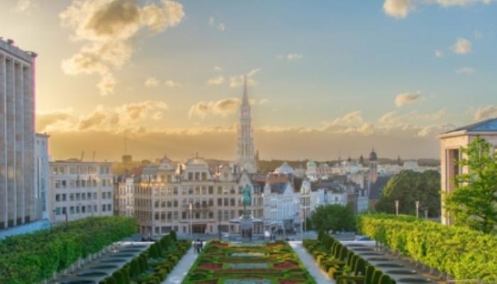 Foto de Bruselas, destino de cinco programas abiertos de prácticas