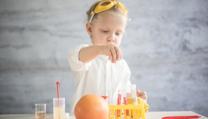 Foto de Entender la ciencia de pequeños para comprender el mundo de mayores