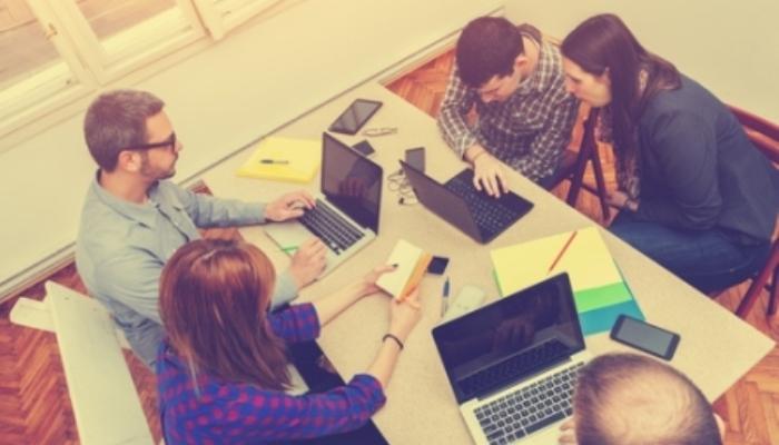 Foto de A punto una nueva edición de las becas de prácticas Santander CRUE-CEPYME