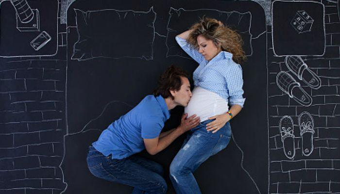 Foto de Llega tu primer hijo, ¿eres o serías corresponsable?