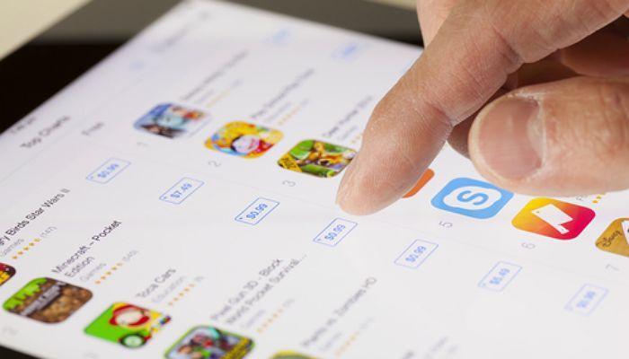 Foto de Aplicaciones móviles, fuente de empleo y diversión
