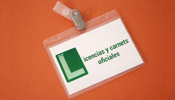 Foto de Licencias y Carnets Oficiales: Aire, Tierra y Mar