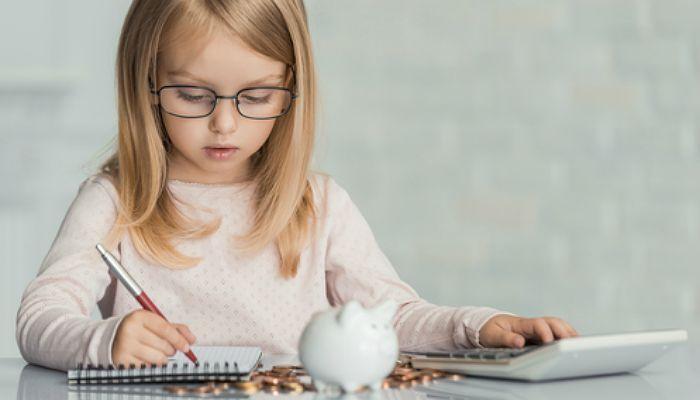 Foto de El dinero influye en el comportamiento de los niños