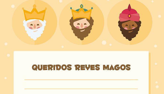 Foto de Siete de cada diez padres modifican la carta a los Reyes Magos de sus hijos