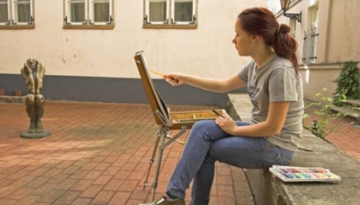 Foto de La Fundación Antonio Gala ofrece alojamiento y manutención a jóvenes artistas