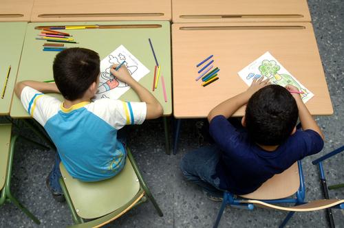 Foto de El sistema educativo español apenas ha mejorado el rendimiento de los alumnos que más lo necesitan