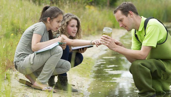 Foto de Educador ambiental: formación necesaria y salidas profesionales