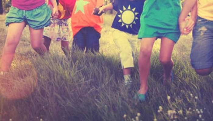 Foto de Los niños españoles, los más felices con su vida en familia y amigos