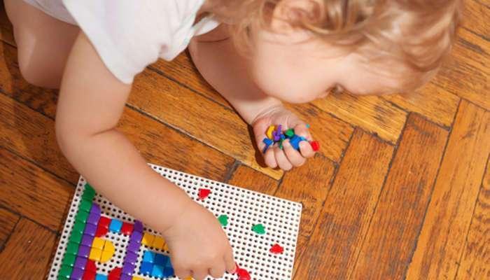 Foto de Un estudio sugiere que los bebés piden ayuda para evitar errores aunque no sepan hablar