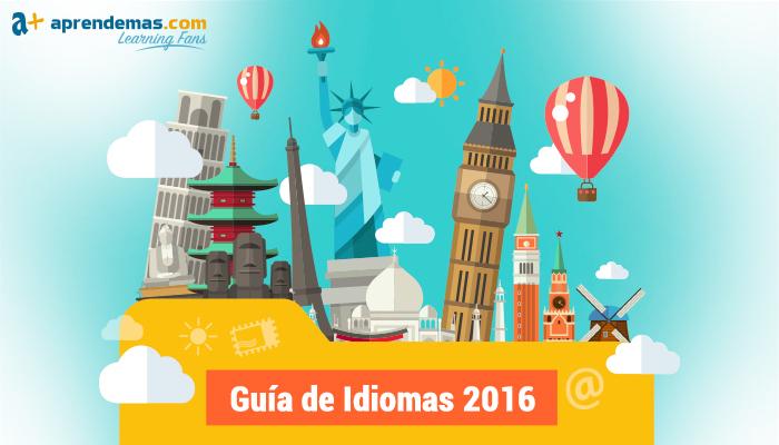Foto de Guía de Idiomas 2016: un mapa de posibilidades