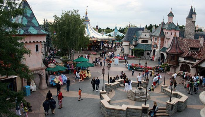 Foto de Trabajar en un parque temático: vacantes en Disneyland Paris, EuroPark o Legoland