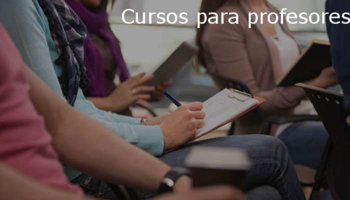 Foto de Cursos para profesores que llegan en los próximos días