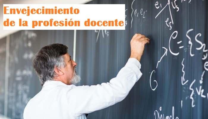 Foto de España cuenta con la mitad de profesores jóvenes que hace una década