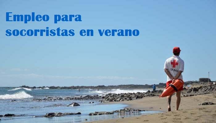 Foto de Trabajar como socorrista este verano: un mar de oportunidades