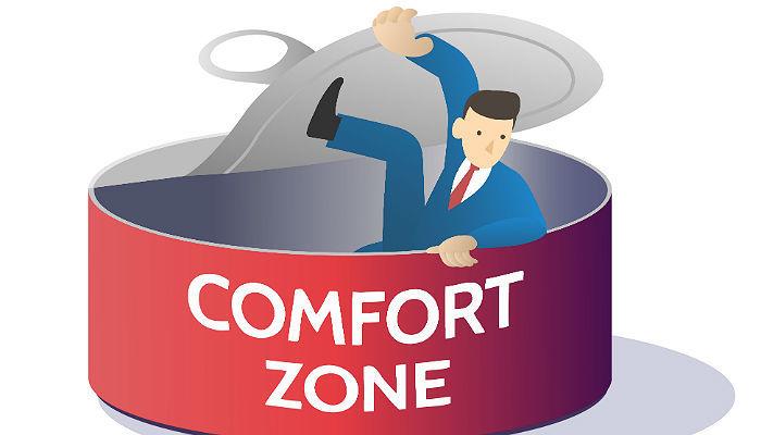 Foto de Cómo aumentar nuestra zona de confort laboral y llevarla a un plano positivo