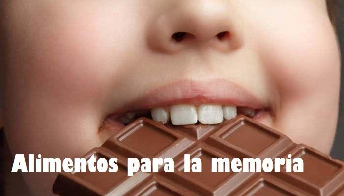 Foto de El chocolate y otros alimentos que mejoran el rendimiento del cerebro