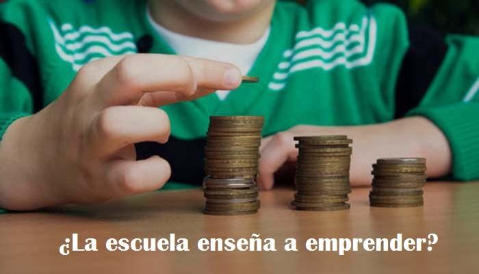 Foto de El emprendimiento y su lugar en las escuelas españolas
