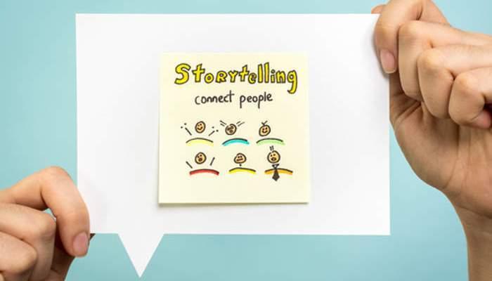 Foto de Construye un storytelling para venderte a ti mismo