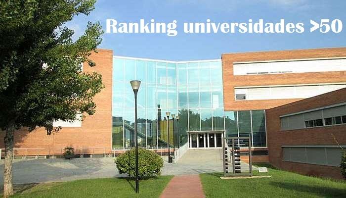 Foto de España coloca diez universidades jóvenes en un ranking mundial