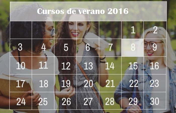 Foto de Cursos de Verano 2016: variedad temática de norte a sur