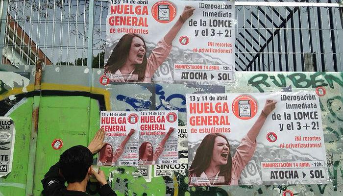 """Foto de """"Ya no nos fiamos de promesas electorales, la movilización es la única manera de derogar la LOMCE"""""""