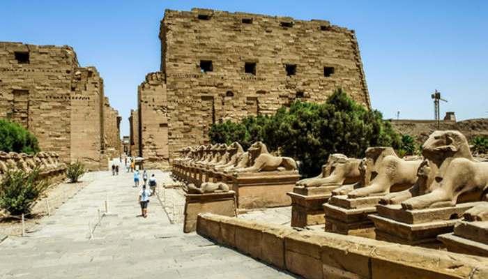 Foto de Becas con destino Egipto
