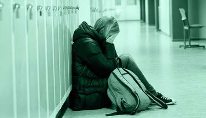 Foto de Perfil de la víctima de bullying: adolescente de 12 años que lo padece a diario