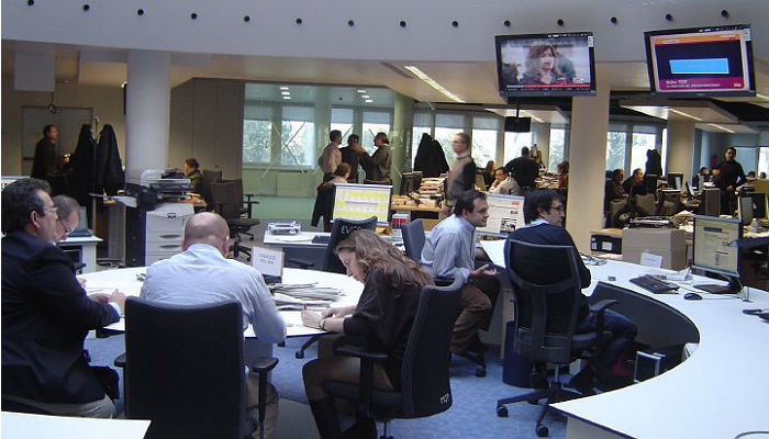 Foto de Becas en EFE, Mediaset y otros medios de comunicación en España