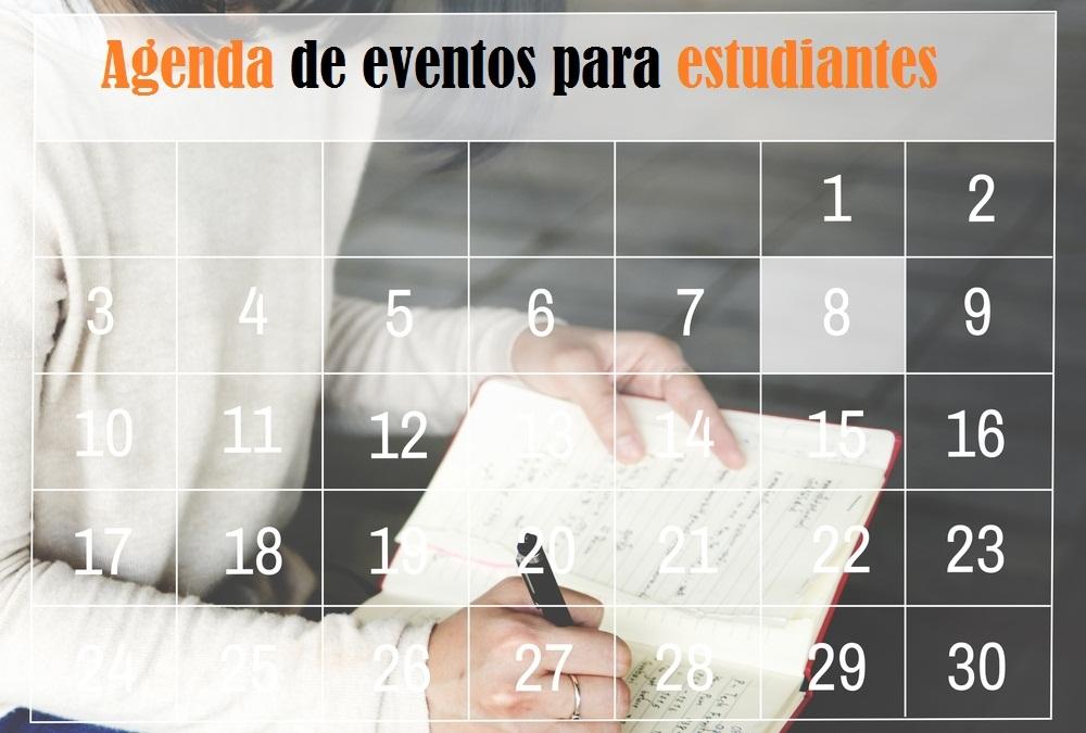 Foto de Agenda para estudiantes: becas, eventos y empleo