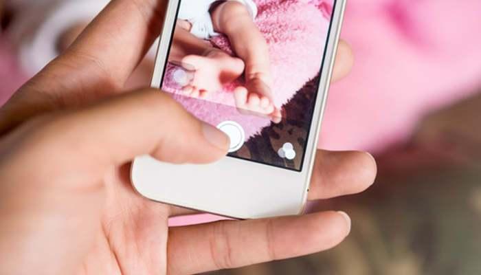 Foto de Publicar fotos de tus hijos en redes sociales: ¿dónde está el límite?