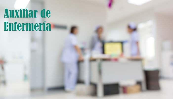 Foto de Auxiliar de enfermería o cómo abrirte puertas al empleo
