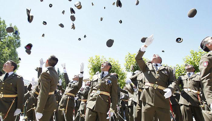 Foto de Abierto el plazo para presentarse a procesos de selección de las Fuerzas Armadas y Guardia Civil