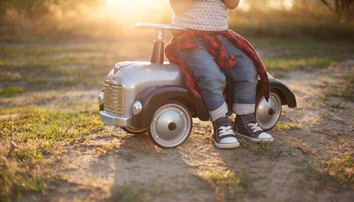 Foto de Los bebés suelen elegir juguetes asociados a su propio género