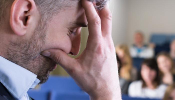 Foto de El estrés se contagia en el aula tanto como la gripe