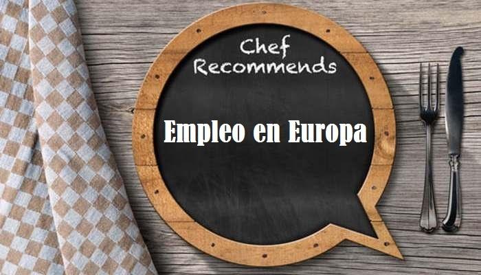 Foto de Cocineros por el mundo: ofertas de empleo para chefs en Europa