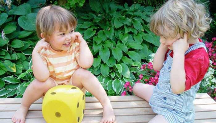 Foto de Los niños aprenden los cuantificadores en el mismo orden sin importar su lengua