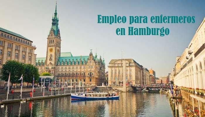 Foto de Enfermeros españoles rumbo a Hamburgo con curso de alemán y sueldo de 2.300 euros