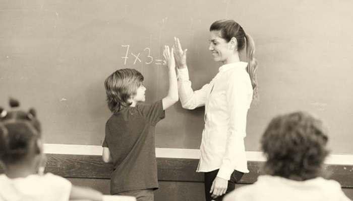 Foto de Cómo retener a los profesores en el aula