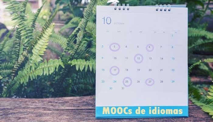 Foto de Cursos de idiomas online y gratuitos que llegan en octubre