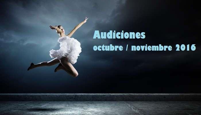 Foto de Músicos y bailarines en busca de un sueño: ¡a escena!