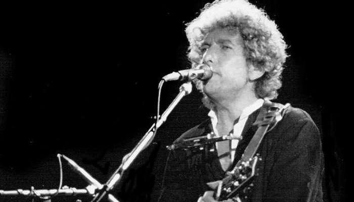Foto de Bob Dylan, Premio Nobel de Literatura 2016